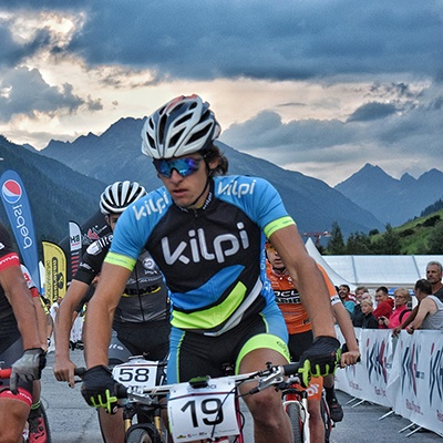 The Ischgl UCI Stage Race S2 Cycling Race
