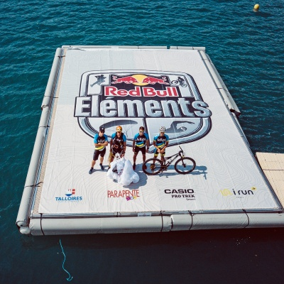 RED BULL ELEMENTS FIRSTHAND