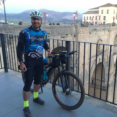 BIKEPACKER SEIDL SNATCHED GOLD FROM THE FIRST YEAR OF IBERICA TRAVERSA MARATHON