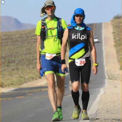 BADWATER 135: THE HARDEST ULTRAMARATHON AS SEEN BY MICHAL ČINČIALA