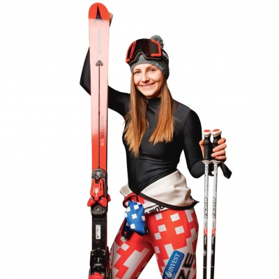 KILPI RACING TEAM BECOMES EVEN STRONGER, NOW, WITH A DOWNHILL SKIER SCHROMMOVA.