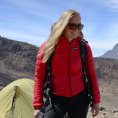 DANIELA KROULÍKOVÁ LOOKING BACK AT HER SUPERFAST CLIMB UP MOUNT KILIMANJARO