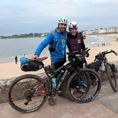 FROM THE RACING DIARY OF A BIKEPACKER LUBOŠ SEIDL: IBERICA TRAVERSA #6